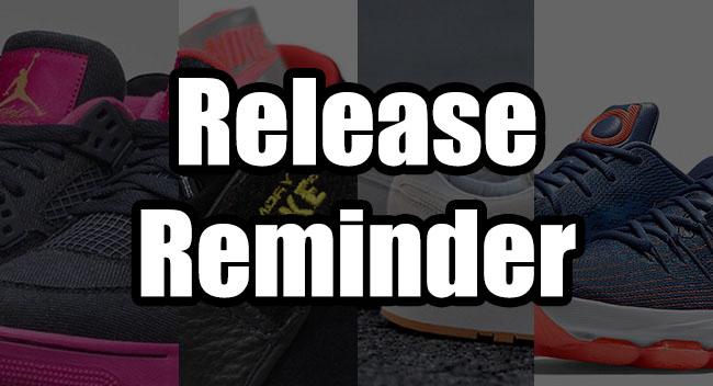 Sneakers Releasing Weekend January 15-16