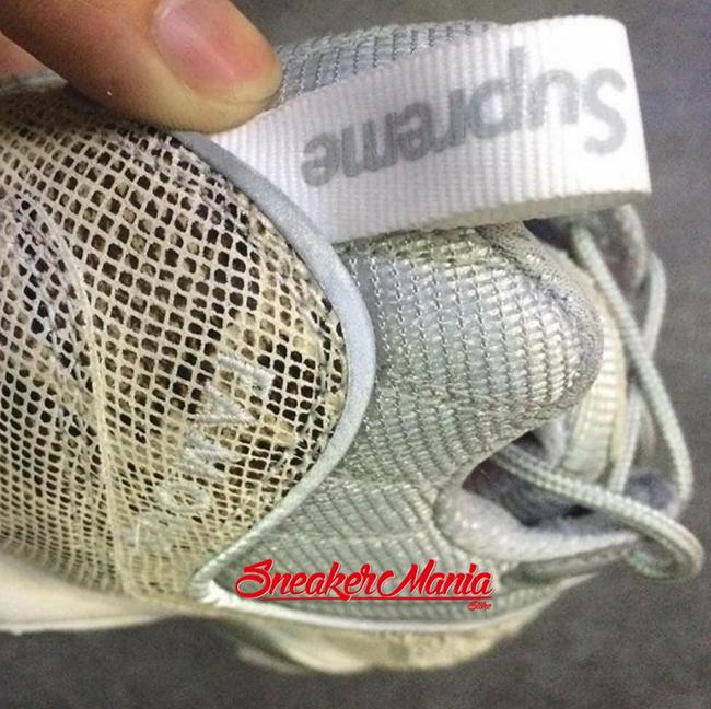 Supreme Nike Air Max 98 White