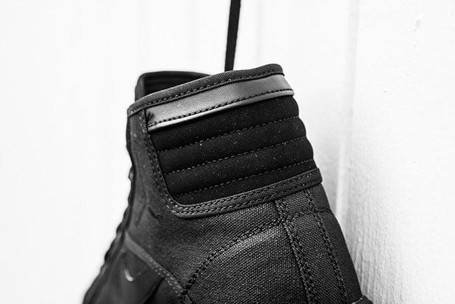Triple Black Jordan Sky High OG