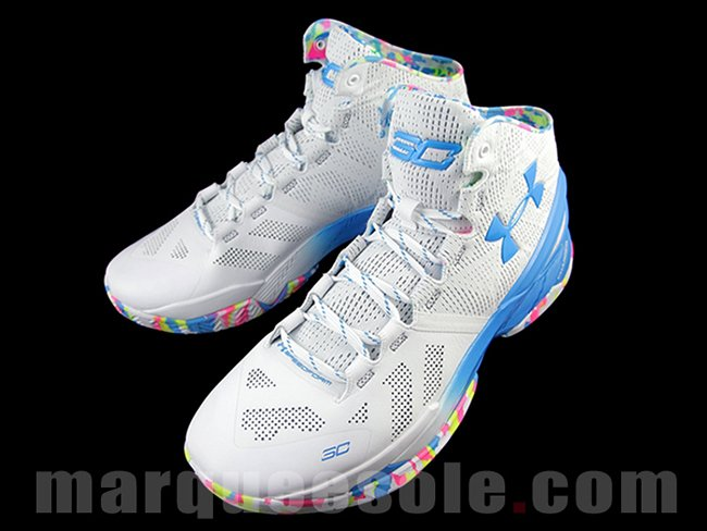 Under Armour Curry 2 Birthday