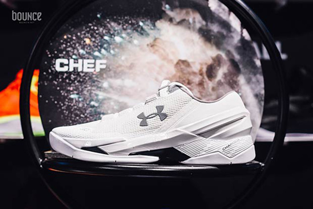 Under Armour Curry 2 Low Chef
