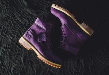 VILLA Timberland Purple Diamond 6-Inch Boot