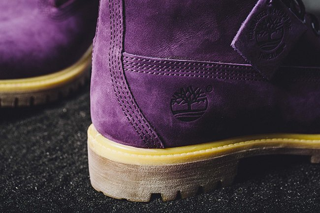 VILLA Timberland Purple Diamond 6-Inch Boot