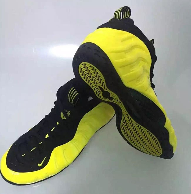 Wu Tang Nike Air Foamposite One