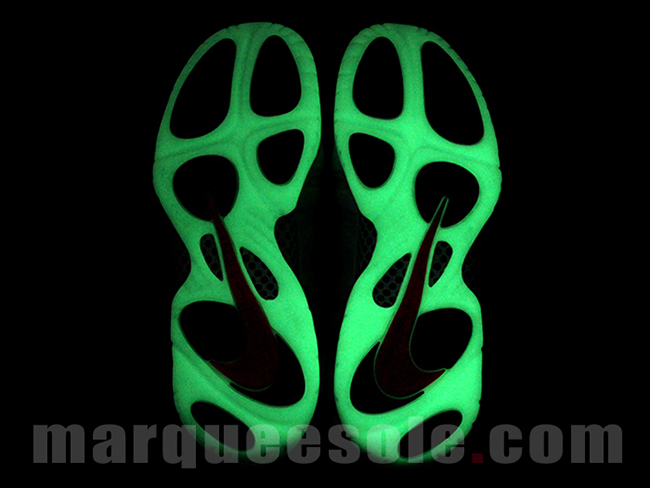 Yeezy Nike Air Foamposite Pro Pure Platinum