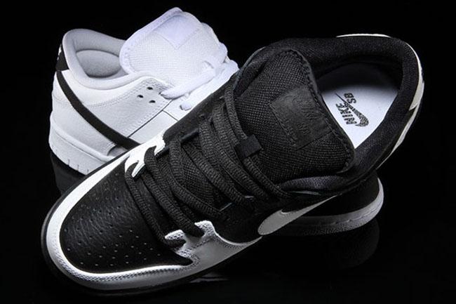 Yin Yang Nike SB Dunk Low