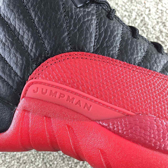 2016 Air Jordan 12 Flu Game Bred Retro
