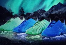 adidas Aurora Borealis All Star Triple White Glow Pack