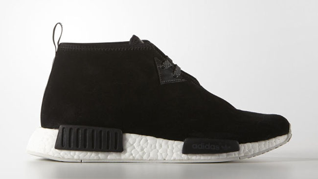 adidas NMD Chukka Boost Black