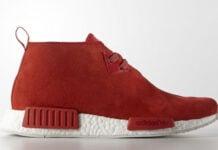 adidas NMD Chukka Boost Red