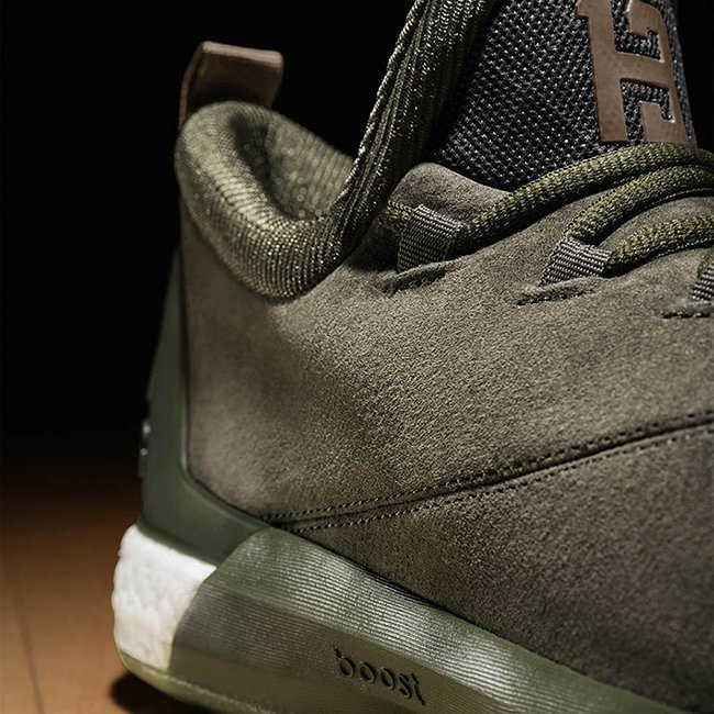 the latest 3459a bf002 adidas Crazylight Boost 2 5 Cargo PE Release Date lovely
