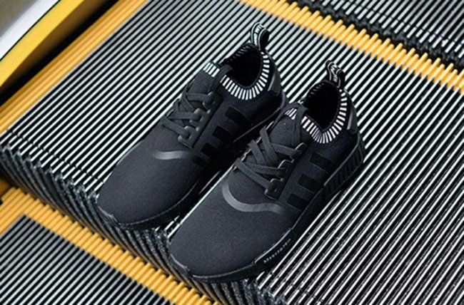 Adidas NMD R1 Bedwin X The Heartbreakers Black US 10 DS Trade
