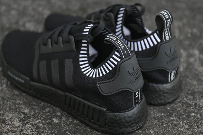 size 40 ffbed 5d233 Adidas Nmd R1 Triple Black Release los-granados-apartment.co.uk