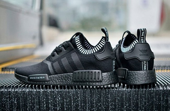 adidas nmd triple black sneakerfiles. Black Bedroom Furniture Sets. Home Design Ideas