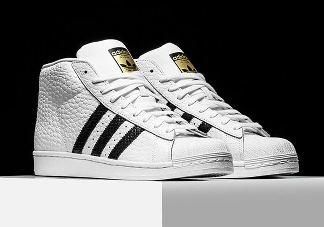 adidas originals superstar pro model animal sneaker