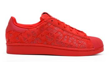 adidas Superstar All Star Red