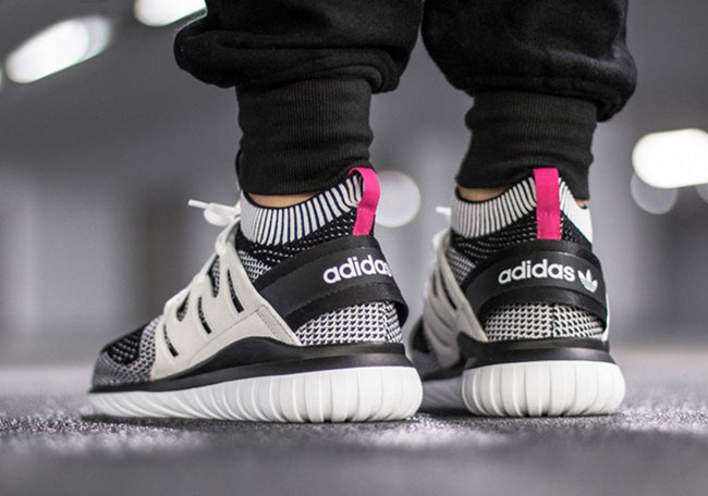 Surprise my Girlfriend with Tiffanys and Adidas Tubular Viral Reaction