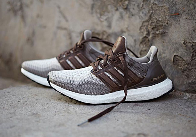 adidas Ultra Boost Chocolate Brown