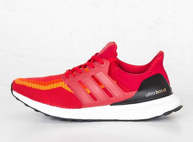 Adidas Ultra Boost Power Red Sneakerfiles