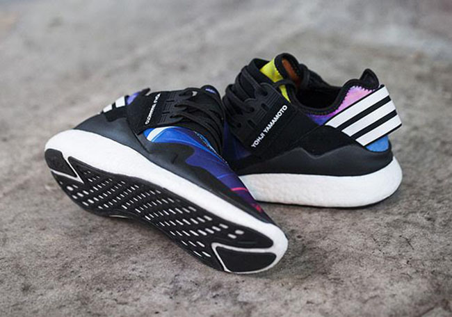 adidas Y-3 Retro Boost Multicolor