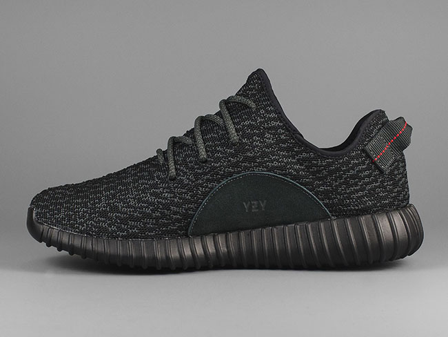 adidas Yeezy 350 Boost Black 2016