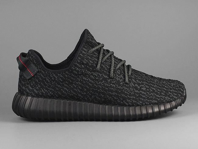 adidas Yeezy 350 Boost Black 2016
