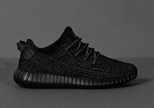 adidas Yeezy 350 Boost Black February 19