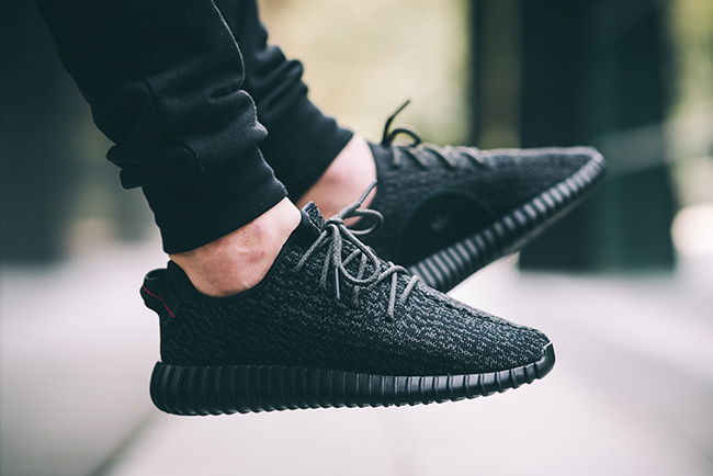 adidas Yeezy 350 Boost Pirate Black Restock