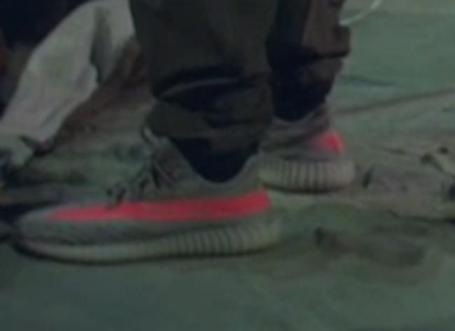 adidas Yeezy 350 Boost Stripe