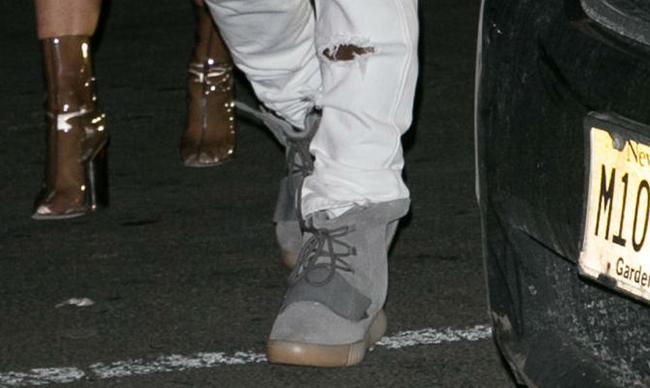 adidas Yeezy 750 Boost Grey Gum