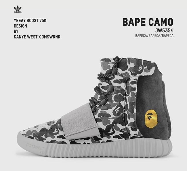 adidas yeezy 750 promuovere collaborazioni sneakerfiles personalizzato