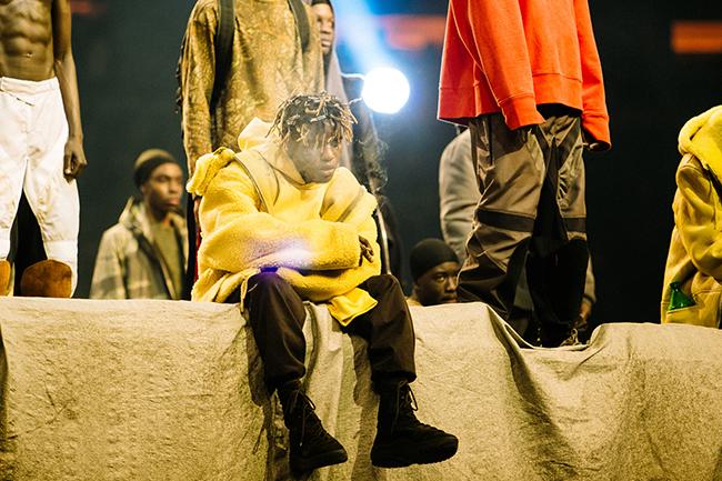 adidas Yeezy Season 3 Kanye West