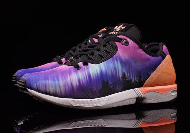 adidas ZX Flux Decon Aurora Borealis