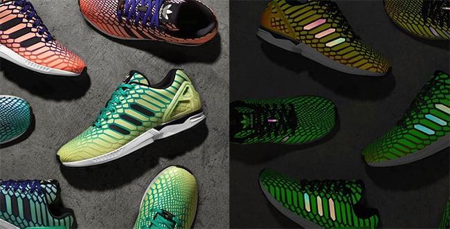 adidas ZX Flux XENO Borealis Pack | SneakerFiles