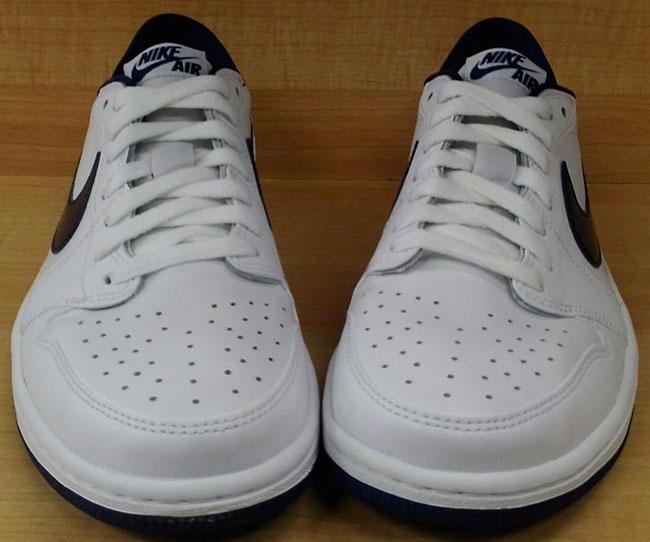 Air Jordan 1 Low OG White Navy