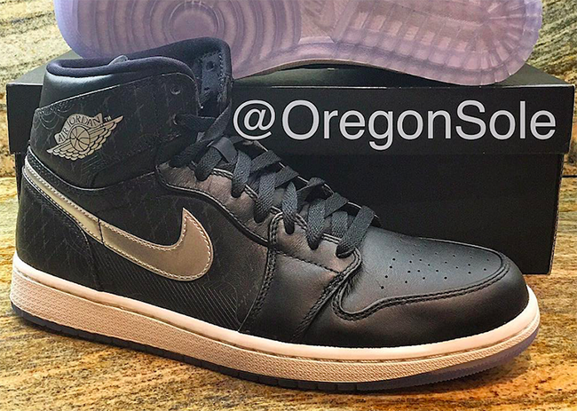 Air Jordan 1 Retro High All Star February 2016