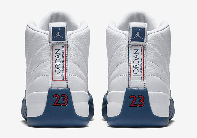 Air Jordan 12 French Blue 2016 Retro Release