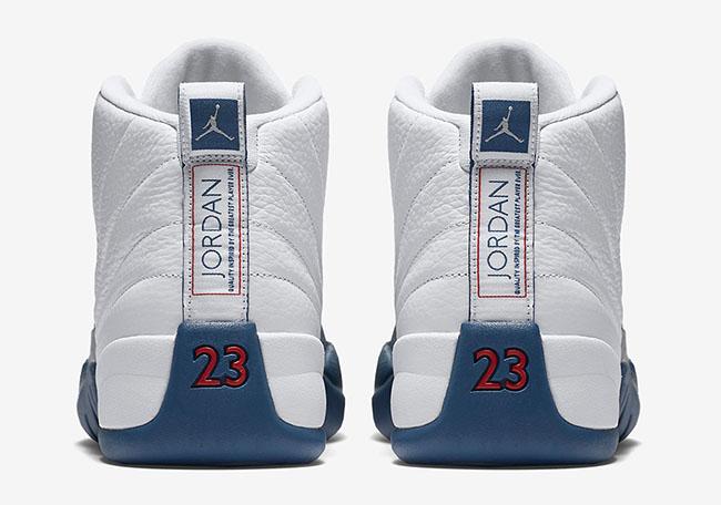 Air Jordan 12 French Blue 2016 Retro Release