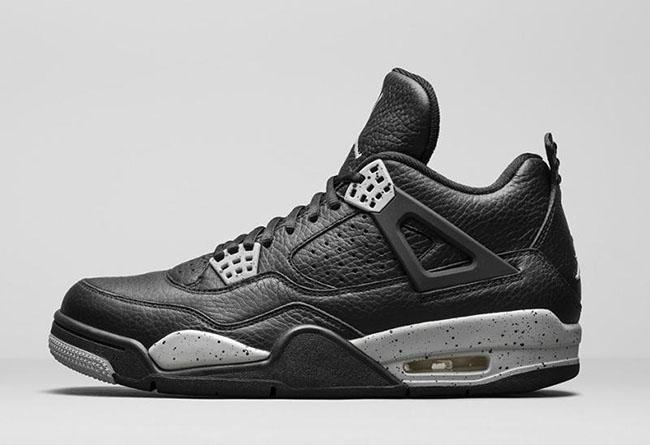 Air Jordan 4 Restock Size