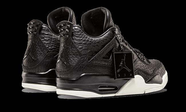 160d766b2296b2 Air Jordan 4 Premium Black Release Date