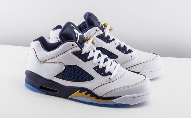 Air Jordan 5 Low Dunk From Above Early Retail