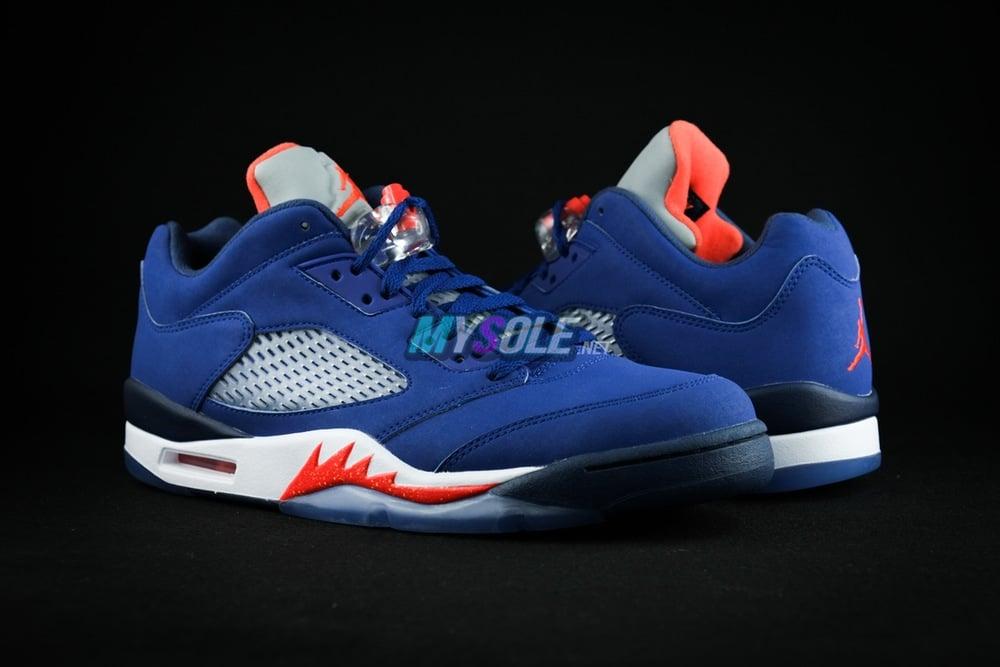 Air Jordan 5 Low Knicks Release Date
