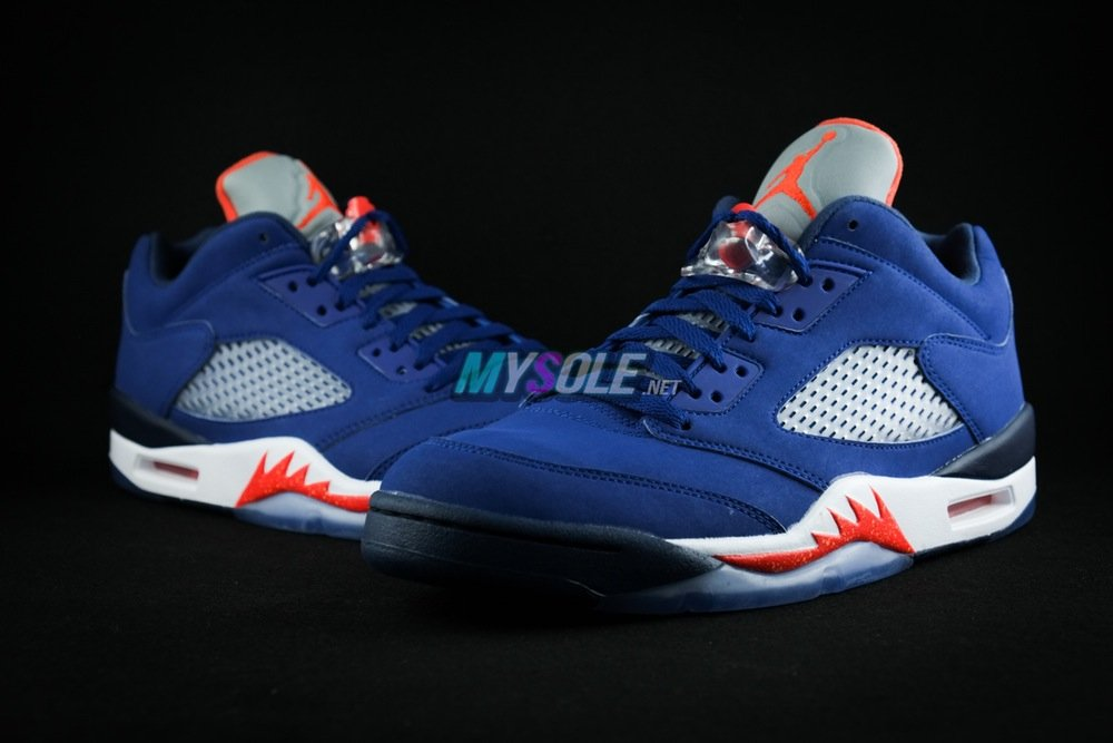 Air Jordan 5 Low Knicks Release Date