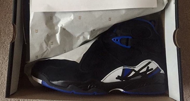 Air Jordan 8 OVO Kentucky