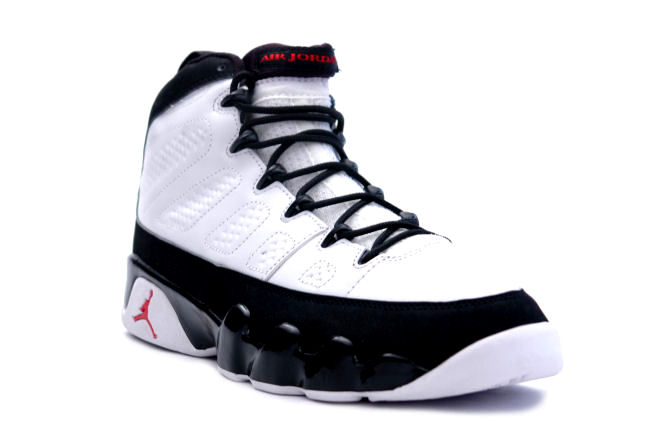 air jordan 9 black red