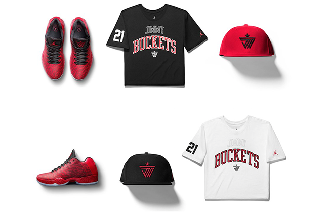 jimmy buckets nike store