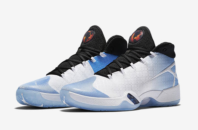 Air Jordan XXX University Blue March 2016