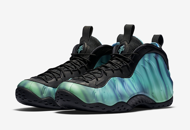 All Star Northern Lights Foamposite One