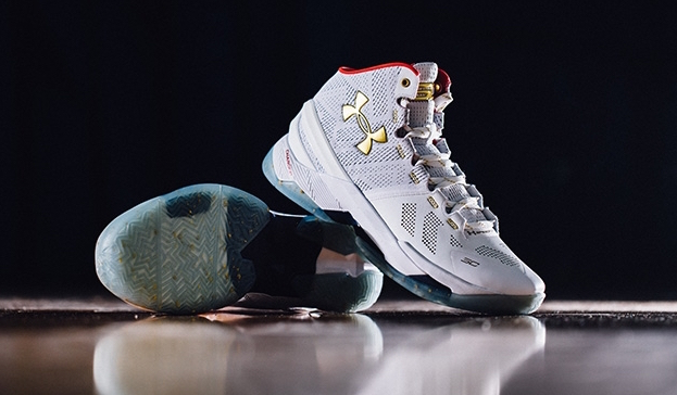 All Star Under Armour Curry Two