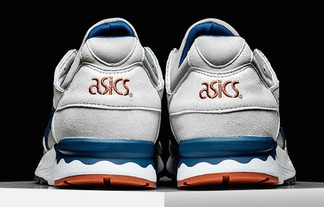 Asics Gel Lyte V Ghost Chili | SneakerFiles